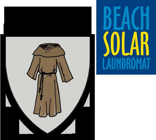 Beach Solar Laundromat